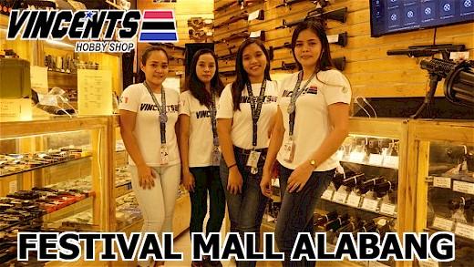 Festival Mall Alabang Airsoft Shop