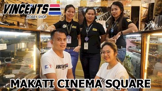 Vincent Makati Airsoft Shop