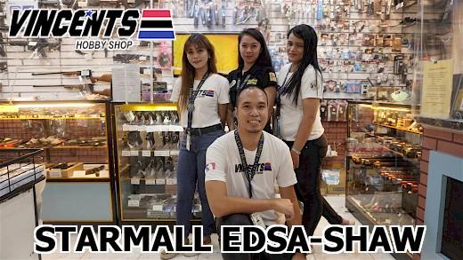 Starmall EDSA Shaw Airsoft Shop