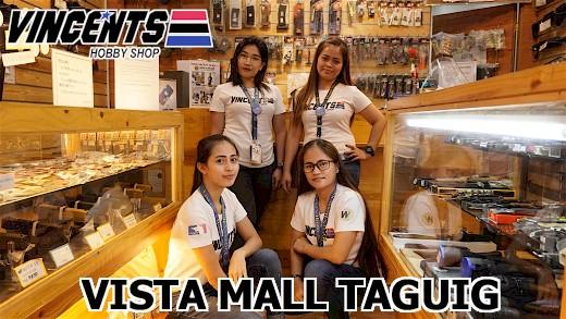 Vista Mall Taguig Airsoft Shop