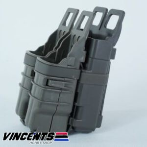 2-in-1 Magazine Pouch for M4 Hi-Capa Glock Green