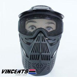 2001 Airsoft Mask Black