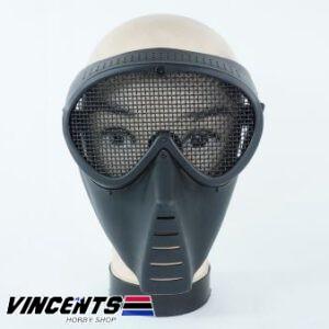 Airsoft Mask Black