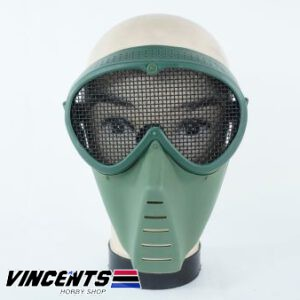 Airsoft Mask Green