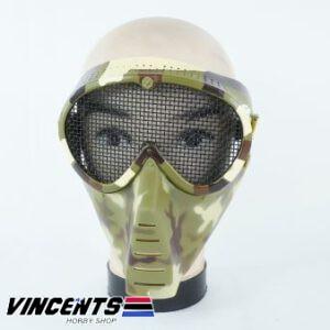 Airsoft Mask Multicam