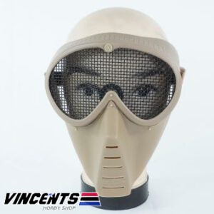 Airsoft Mask Tan