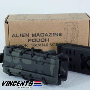 Alien Magazine Pouch for Glock Hi-Capa M92 Black Multicam