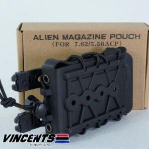 Alien Magazine Pouch for M4 Black