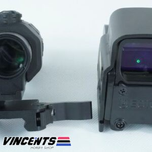 All New Eotech with Magnifier Black