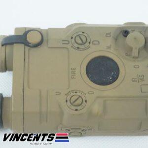 AR15 Ampeg Battery Case Tan