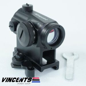 Baby Aimpoint with High Mount Black
