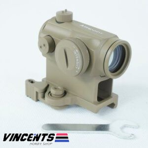 Baby Aimpoint with High Mount Tan