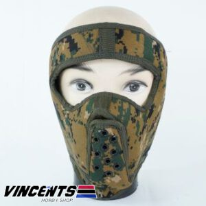 Canvas Full Face Mask Marpat