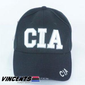 CIA Cap Black