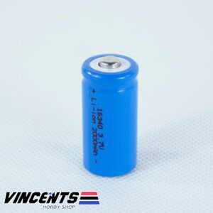CR123A Rechargeable Battery