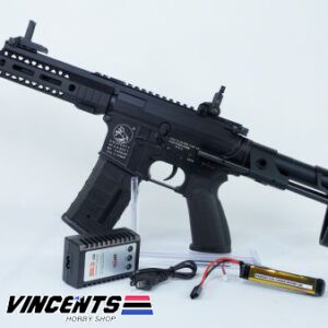 Double Bell 063 PDW AEG Rifle
