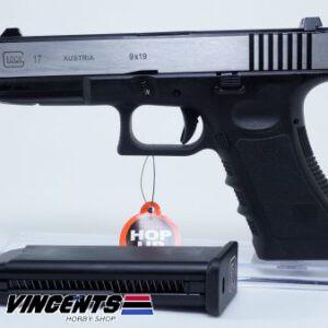 Double Bell 721L Glock Silver Slide Pistol