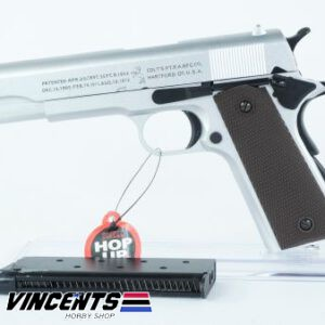 Double Bell 723Y 1911 Silver