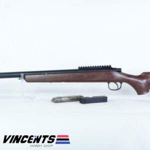 Double Bell VSR 10 Wood Sniper Rifle