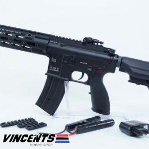 E&C 105P HK416 Black AEG Rifle