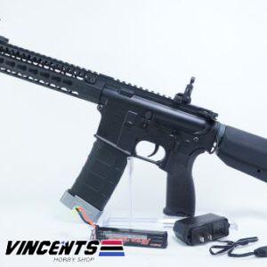 E&C 398 John Wick Taran Black AEG Rifle