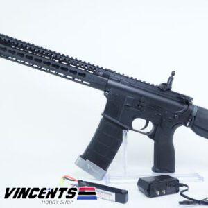 E&C 399 John Wick Taran Black AEG Rifle