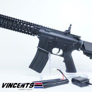 E&C 603 M4 SOP Mode Black AEG Rifle