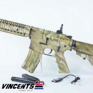 EC 603 Multicam AEG Rifle