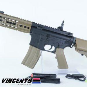 E&C 604 DE M4 AEG Rifle