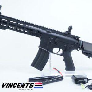 E&C 637 M4 RIS AEG Rifle