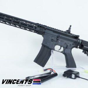 E&C 857 M4 John Wick Black AEG Rifle