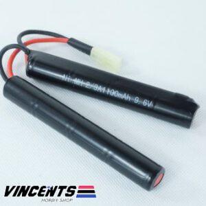 E&C 9.6v Stock Battery