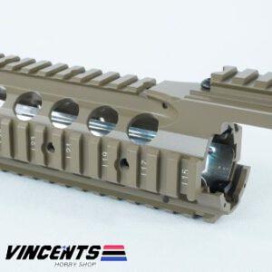 6-inch E&C MP034 Quad Rail