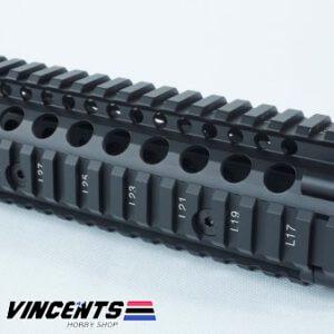7-inch E&C MP516 Quad Rail