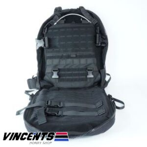 Emerson Tactical Vest with Backpack Black