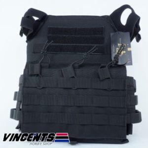 Emerson Vest Black