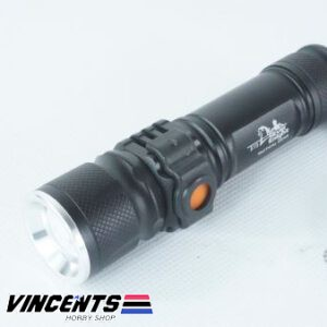 F623 Rechargeable Flashlight
