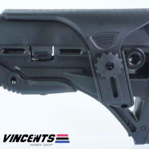Fab M4 Butt Black