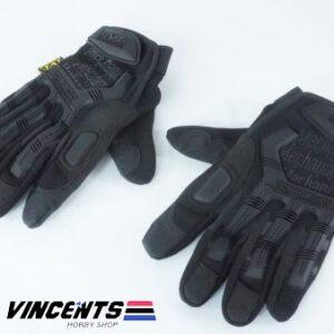 Fingerless Gloves Medium Black