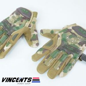 Fingerless Gloves XL Multicam