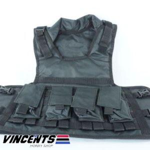 G&P Vest Black