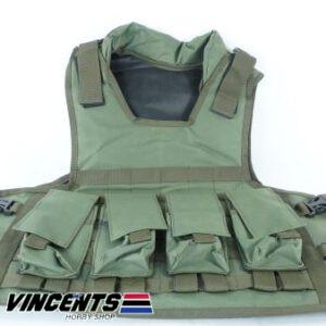 G&P Vest Green