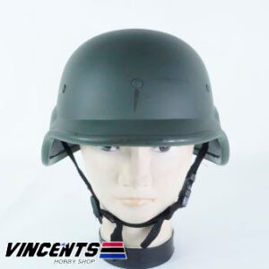 Helmet Without Shield Green