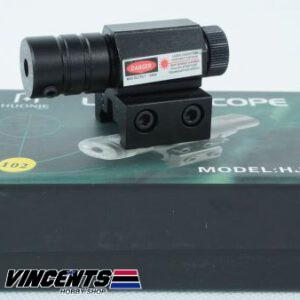 HJ 102 Red Laser