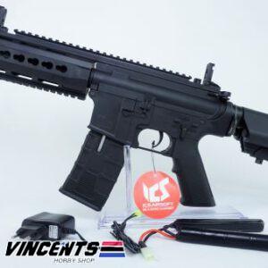 ICS 174 M4 CQB Half-Metal AEG Rifle