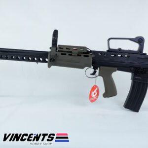 ICS L86 Bullpup DMR Rifle