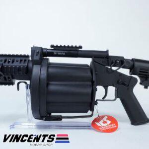 ICS 190 MGL (Multiple Grenade Launcher) Rifle