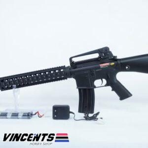 JG F6620 M16A4 Half-Metal Rifle