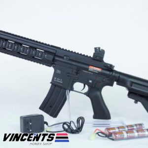 JG FB6621 HK416 Rifle