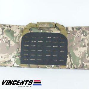 Laser Cut Rifle Bag